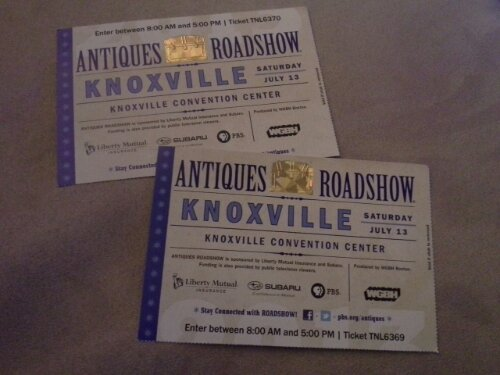 Antiques Roadshow comes to Knoxville