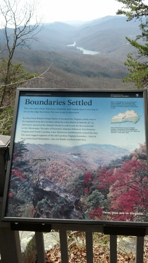Cumberland Gap Overlook 6
