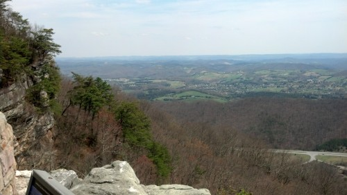 Cumberland Gap Overlook 11