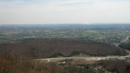 Cumberland Gap Overlook 12