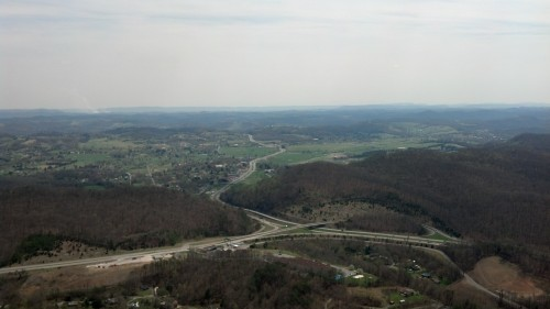 Cumberland Gap Overlook 13