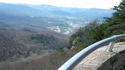 Cumberland Gap Overlook 19