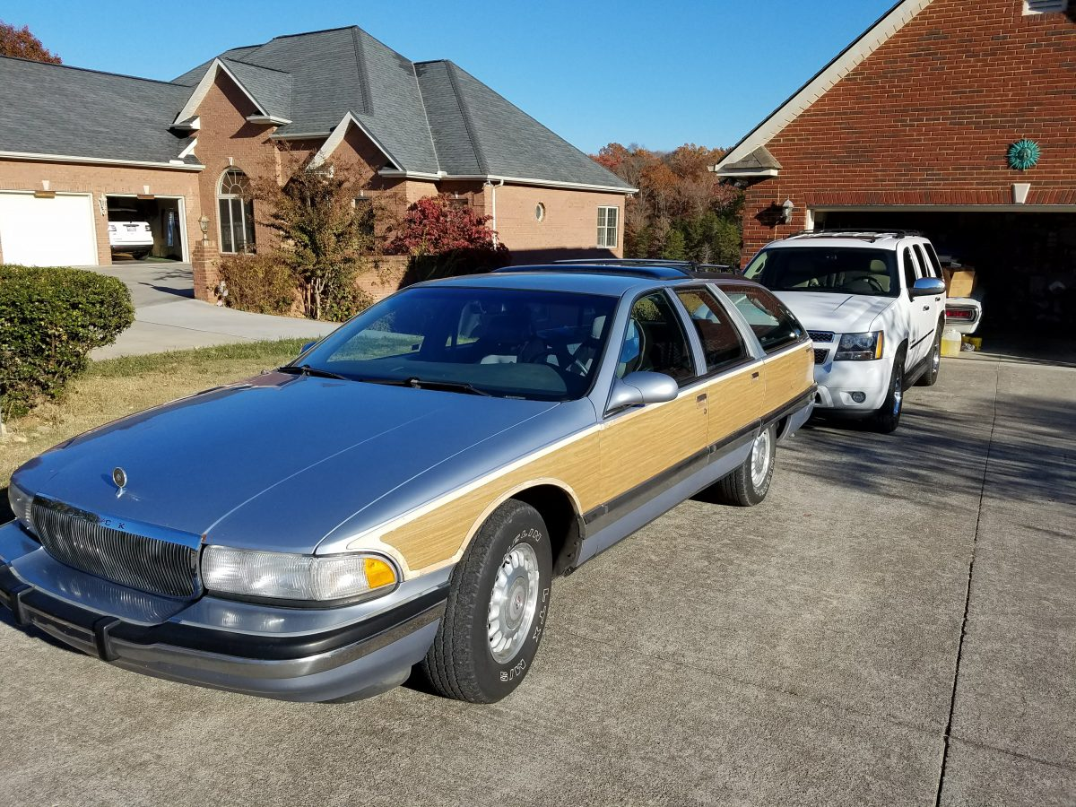 1996 Buick Roadmaster Estate Wagon for sale